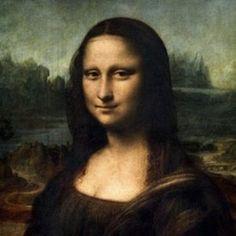 Mona Lisa, by Leonardo Da Vinci Art Print Magnolia Box Size: Extra Large Mona Lisa Louvre, Da Vinci Mona Lisa, Lisa Gherardini, Dark Gif, Framed Art Prints, Canvas Prints, Mona Lisa Smile, Most Famous Paintings, Famous Art