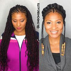 Hair Beads: @londonsbeautiiaccessories www.londonsbeautiiaccessories.com | Hair done by London's Beautii in Bowie, Maryland @londonsbeautii https://www.instagram.com/londonsbeautii/?hl=en www.styleseat.com/v/londonsbeautii