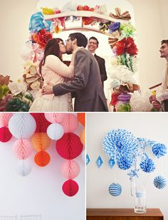 awesome decorations out of paper