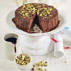Recept - Jamies chocolade-kardemomcake - Allerhande