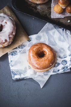 Doughnuts + how to make