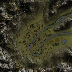 uNNAMED VILLAGE MAP rpg - Google Search