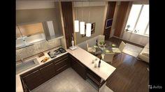 кухня в большой комнате фото: 26 тыс изображений найдено в Яндекс.Картинках