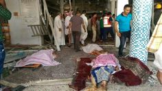 Suicide Bomber Strikes Shiite Mosque in Arabia A suicide bomber has detonated his explosives at a Shiites mosque in eastern Saudi Arabia during Friday prayers, killing at least seven people and wounding several others, witnesses said. One witness described a huge explosion at the Imam Ali Mosque in a village in the province of Qatif, where more than 150 people were praying. An activist told the AFP news agency that at least four worshipers were killed, while a source told the Reuters news agency that there appeared to be at least 30 casualties in the attack. More recent estimates have placed the death toll higher. Pictures posted on social media purported to show the devastation, with dead bodies strewn across the floor and shattered glass covering the courtyard of the mosque. Source Aljazeera TV  Suicide Bomber Strikes Shiite Mosque in Arabia