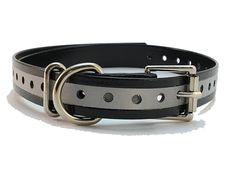 Sparky PetCo 3/4' Roller Buckle Hi Flex Reflective Black For Garmin Dogtra PetSafe Sportdog E Collar, Reflective Black -- For more information, visit image link. (This is an affiliate link and I receive a commission for the sales)