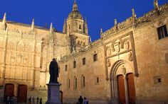 Things not to Miss in Spain | Universidad de Salamanca   Spain's most famous and historic university sits at the heart of the gorgeous honey-coloured city.   Read more: http://www.roughguides.com/destinations/europe/spain/things-not-to-miss/#ixzz3JrjpPj00