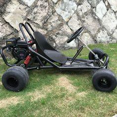 ATV Tuning Parts Rear Axle Steering Brake Assembly Direction For 168 Karting Go Kart Designs, Go Kart Frame Plans, Go Kart Plans, Build A Go Kart, Diy Go Kart, Mini Buggy, Kart Cross, Homemade Go Kart, Go Kart Buggy