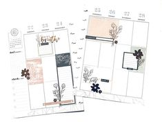 Beautiful & Elegant Classic Happy Planner Weekly Layout that Some of the Stickers are from the HP Free Spirit 2 Sticker Book Study Planner, Project Planner, Planner Layout, Goals Planner, Planner Ideas, Planner Diy, Agenda Planner, Life Planner, Best Planners