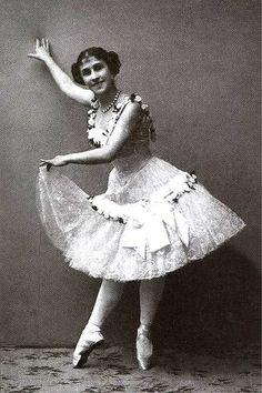 ballerina Mathilde Kschessinskaya