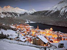 Sankt Moritz, Nat Geo photo