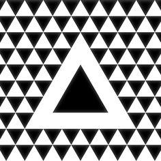 triangles//geometric pattern