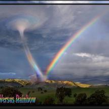 Tornado Versus Rainbow