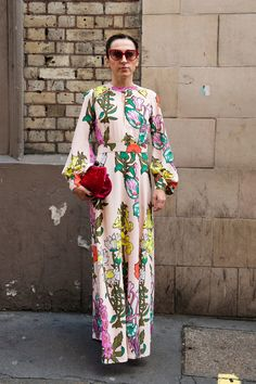 Best London Fashion Week Street Style Spring/Summer 2016 | POPSUGAR Fashion UK