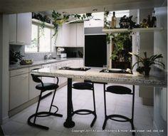 Unique designed kitchen-Home and Garden Design Ideas