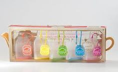 reusable tea bags....