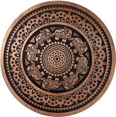 """⚫ A mandala (Sanskrit: मण्डल, maṇḍala; literally """"circle"""") is a spiritual and ritual symbol in Hinduism and Buddhism, representing the universe. ⚫ Pure wood wall art, beautifully carved from thick wood (no stick-on parts or laser engraving). Wall Sculptures, Sculpture Art, Pop Ceiling Design, Hanging Art, Yoga Meditation, Wood Wall Art, Wall Signs, Mandala, Spirituality"""