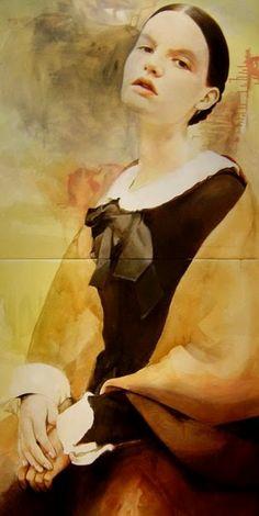 Artodyssey: Teresa Carneiro,portuguese artist