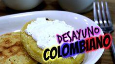 """Desayuno Colombiano """"Version Saludable"""""""