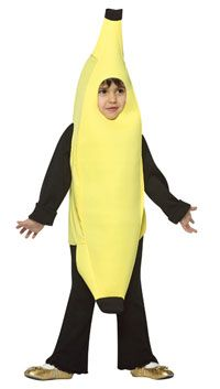 Toddler Light Weight Banana Kids Costume – Funny Costumes « Mutant Faces