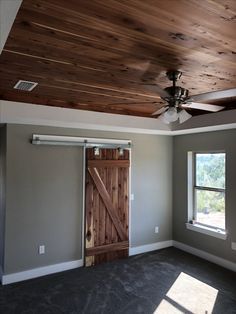 Tongue And Groove Tray Ceiling Bedroom Home Decor