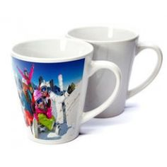 Latte Sublimation Photo Mugs are the perfect item for personalised gifts, promotions, corporate clients, etc. Screen Printing Supplies, Personalized Mugs, Drinkware, Photo Mugs, Your Favorite, Latte, Tableware, Prints, How To Make