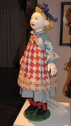 Shelley Thornton's doll