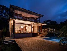 Modernes Einfamilienhaus mit Pool in Australien | Studio5555