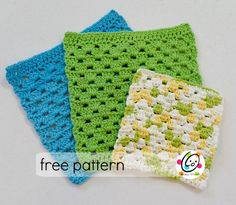 Earlier this summer I made a hanging towel and people have loved it. YAY. I thought a matching cloth would make a nice set. I couldn't decide which size to make so I wrote a pattern for both a wash cloth and dish cloth. Granny Cloth Click HERE to add this pattern to your Ravelry  {Read More...}