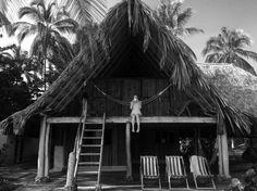 the happy place.   La Sirena Eco Hotel Retreat, Palomino, Kolumbien