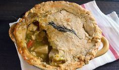 Vegan Pot Pies are a perfect turkey alternative on Thanksgiving these individual vegan pot pies are easy and are all made from scratch!