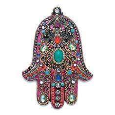Tattoo♦️Hand of Fatima خمسة / חַמְסָה / Hamsa / AMULET / KHAMSAH / FOSTERGINGER @ Pinterest ♦️