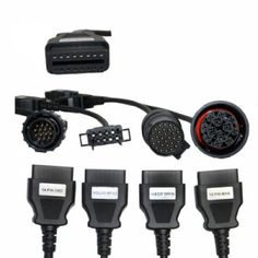 Obd1 obd2 Adaptateur Set 8in1 CARS VOITURE F AUTOCOM CDP Diagnostic Interface 12 V Câble