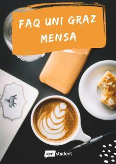 Wir haben dir in unserem Guide alle Standorte der Uni Graz Mensa aufgelistet und du erfährst, wie du dir mit der Mensabeihilfe & dem Mensastempel etwas sparen kannst. Uni, Mensa, Latte, Food, Graz, Students, Tips, Meals, Yemek