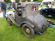 1927 Austin Seven Gordon England Cup 'As found' Retro Cars, Vintage Cars, Antique Cars, Kids Cars, All Cars, Classic Bikes, Classic Cars, Austin Cars, Austin Seven