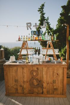 6ft Bar  http://www.farmtablesandmore.com/