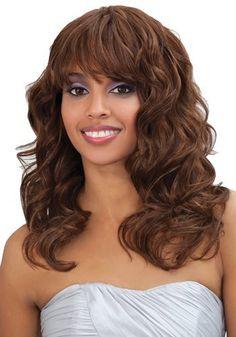 """BOBBI BOSS 100% HUMAN HAIR WEAVE - STYLEONE - CHIC ONE - P4/30 by BOBBI BOSS. $44.99. COMPLETE 1-PACK TOTAL SYSTEM. FREE CLOSURE + FREE NAPE PIECE. FOR COLOR CHART, PLEASE VISIT http://www.bobbiboss.com/public/html/tip/colorchart/. COLOR SHOWN: P4/30. 4 BUNDLES OF WEFTS - 8"""", 10"""", 12"""", 14"""". Made with 100% Remi quality human hair, StyleOne¢ç Series are created to make a full, out-of the salon style in perfect finishing with just one package. With Free closure & nape pieces..."""