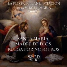 Santa Maria, Madre do Dios, ruega por nosotros