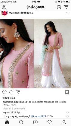 Best Ever Slow Cooker Creamed Corn - New Ideas - New Ideas Pakistani Dresses, Indian Dresses, Indian Outfits, Salwar Designs, Blouse Designs, Indian Attire, Indian Wear, Stylish Dresses, Fashion Dresses