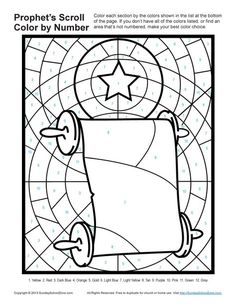 Isaiah 7:1-14; 9:1-7; 11:1-5; Micah 5:2; Prophets Told About Jesus' Birth; Bible Coloring Pages for kids | Prophets Told About God's Son