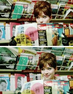 """Anna karina ~ """"You knew me once but you won't know me twice"""" William Faulkner"""