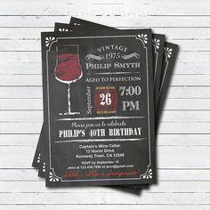 Carte Invitation Anniversaire 40 Ans Gratuite à Imprimer