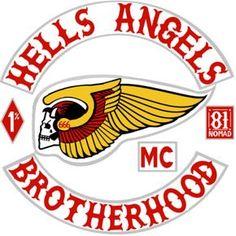 2017 badge hells angels motorcycle original embroidery. Black Bedroom Furniture Sets. Home Design Ideas