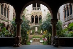 Long overdue for a trip to the Isabella Stewart Gardner Museum in Boston.