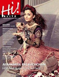 Aishwarya Rai's coolest magazine insures