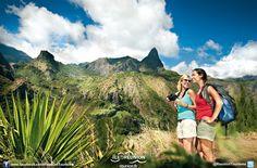 Randonnée à Mafate © J. Akhoun, Studio Lumière by Réunion Tourisme, via Flickr