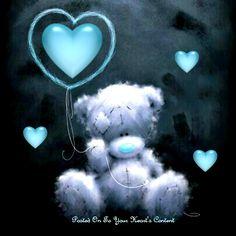 Florynda del Sol ღ☀¨✿ ¸.ღ Anche gli Orsetti hanno un'anima…♥ Tatty Teddy, Bear Pictures, Cute Pictures, Teddy Bear Quotes, Bear Graphic, Christmas Teddy Bear, Blue Nose Friends, Bear Wallpaper, Love Bear