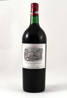 Lot 1 - Chateau Lafite Rothschild 1969 1.5L