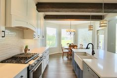 Beautiful Interior Design, Beautiful Interiors, Design Ideas, Kitchen, Table, Furniture, Home Decor, Cooking, Decoration Home