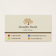140 Social Worker Business Cards Ideas Business Cards Cards Printing Business Cards