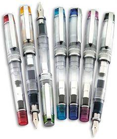 Pilot Fountain Pens and Ink Pilot Fountain Pen, Fountain Pen Ink, Stylo Art, Pilot Pens, Dog Pen, Fine Pens, Fahrney's Pens, Stationery Pens, Best Pens